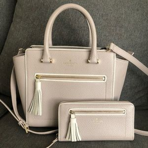 Kate spade Chester Street Bag and Wallet Set